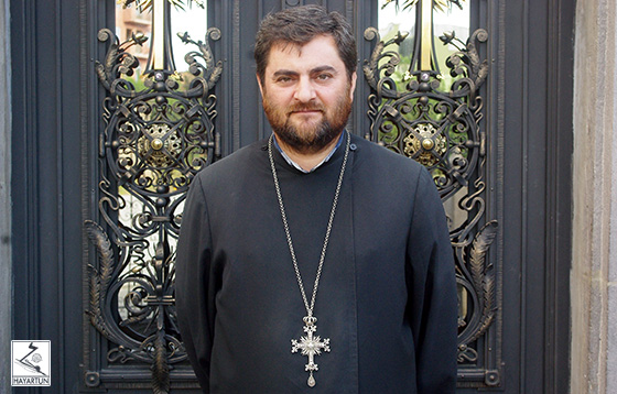 Full text of Rev. Father Virap Ghazaryan's (Pastor of St. Etchmiadzin Church in Tbilisi, the Armenian Diocese in Georgia) interview with The Tbilisi Times newspaper