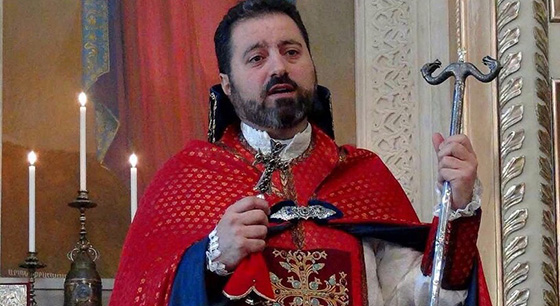Very Rev. Father Khoren Hovhannisyan: Homily for the Feast of the Exaltation of the Holy Cross