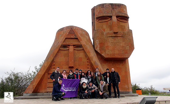 Young Armenians of Georgia Made a Pilgrimage to the Holy Sites of Armenia and Artsakh
