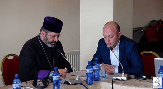 The problem of the return of Armenian churches in Georgia to the Armenian Diocese in Georgia Issues related to the Tandoyants Church